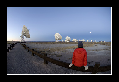 Very Large Array, National Radio Astronomy Observatory
